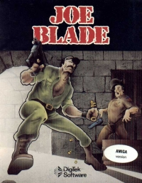 Joe Blade Box Art