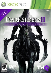 Darksiders II - Limited Edition Box Art