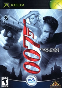 007: Everything or Nothing Box Art