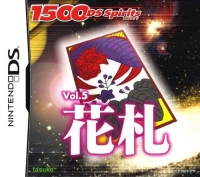 1500 DS Spirits Vol.5 Hanafuda Box Art