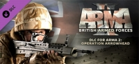 ARMA II: British Armed Forces Box Art