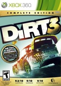 DiRT 3: Complete Edition Box Art