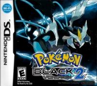 Pokémon: Black Version 2 Box Art