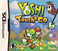 Yoshi Touch & Go Box Art