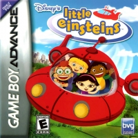 Disney's Little Einsteins Box Art
