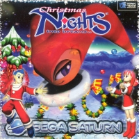 Christmas NiGHTS into Dreams (Jewel case) Box Art