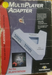 Performance Multiplayer Adapter Box Art