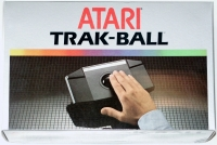 Atari Trak-Ball CX22 Box Art