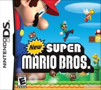 New Super Mario Bros. Box Art
