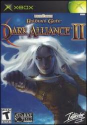 Baldur's Gate: Dark Alliance II Box Art