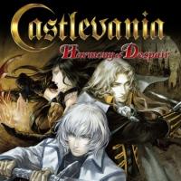 Castlevania: Harmony of Despair Box Art
