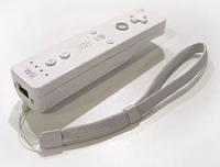 Nintendo Wii Remote - White (Launch Model / Non Locking Wrist Strap) Box Art