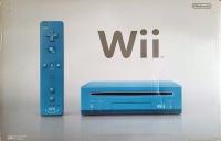 Nintendo Wii - Blue [NA] Box Art
