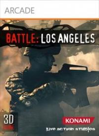 Battle: Los Angeles Box Art