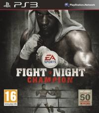Fight Night Champion Box Art