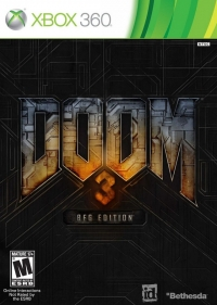 Doom 3 - BFG Edition Box Art