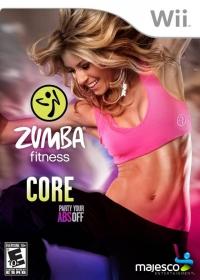 Zumba Fitness Core Box Art