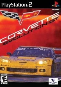 Corvette Evolution GT Box Art