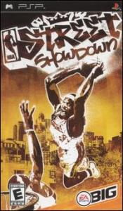 NBA Street Showdown Box Art