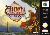 Aidyn Chronicles: The First Mage Box Art