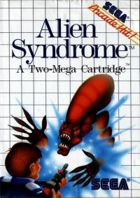 Alien Syndrome (No Limits) Box Art