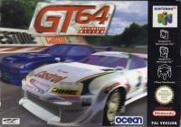 GT 64: Championship Edition Box Art