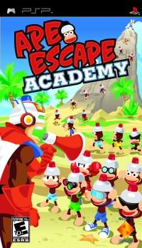Ape Escape Academy Box Art