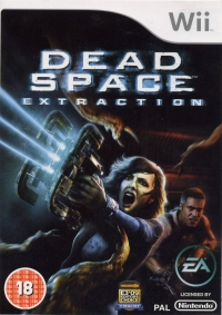 Dead Space: Extraction [UK] Box Art