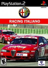 Alfa Romeo - Racing Italiano Box Art