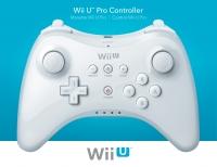 Wii U Pro Controller - White [NA] Box Art