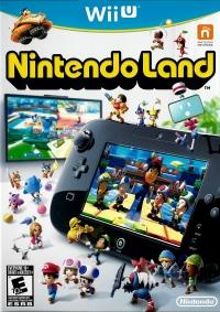 Nintendo Land (Not for Resale) Box Art