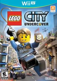LEGO City Undercover Box Art