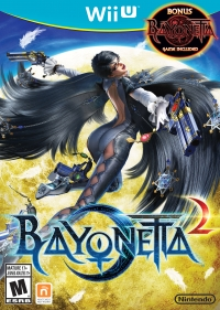 Bayonetta 2 (Bonus Bayonetta Game Included) Box Art
