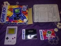Nintendo Game Boy - Tetris (fire) Box Art