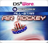 All-Star Air Hockey Box Art