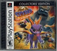 Spyro: Year of the Dragon - Collector's Edition Box Art