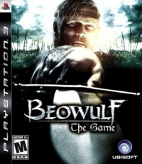 Beowulf: The Game Box Art