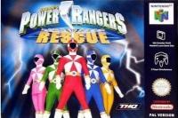 Power Rangers Lightspeed Rescue Box Art