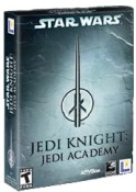 Star Wars Jedi Knight: Jedi Academy Box Art