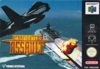 AeroFighters Assault Box Art