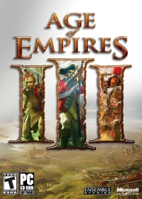Age of Empires III Box Art