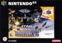 Star Wars: Shadows of the Empire Box Art