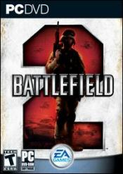 Battlefield 2 (DVD) Box Art