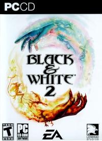 Black & White 2 Box Art