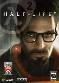 Half-Life 2 (Gordon Freeman Cover) Box Art