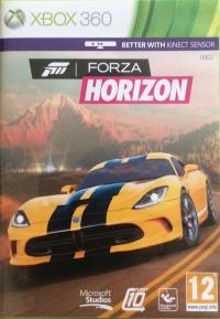 Forza Horizon Box Art