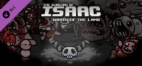 Binding of Isaac, The: Wrath of the Lamb Box Art