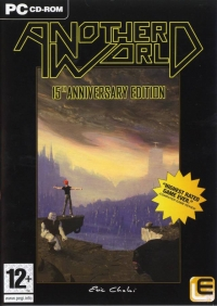 Another World - 15th Anniversary Edition (Highest Rated) Box Art