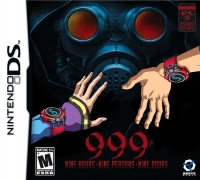 999: Nine Hours, Nine Persons, Nine Doors (2012 Reissue) Box Art