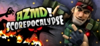 All Zombies Must Die!: Scorepocalypse Box Art